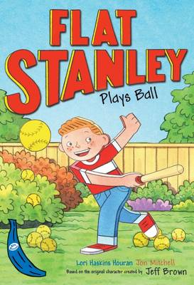Picture of Flat Stanley Plays Ball: Blue Banana