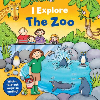 Picture of I Explore the Zoo