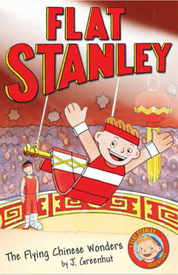 Picture of Jeff Brown's Flat Stanley: The Flying Chinese Wonders
