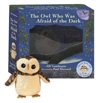 Picture of The Owl Who Was Afraid of the Dark Book & Plush Set