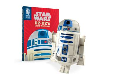 Picture of Star Wars R2-D2's Droid Workshop: Make Your Own R2-D2: Press Out and Play