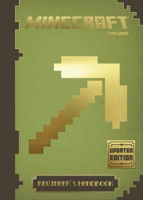 Picture of Minecraft Beginner's Handbook: An Official Minecraft Book from Mojang