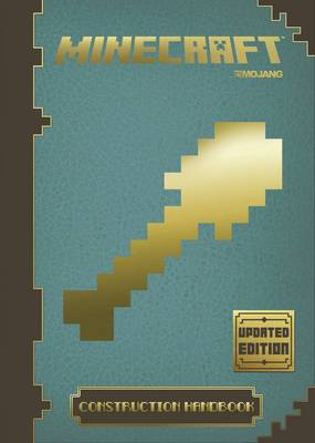 Picture of Minecraft Construction Handbook - Updated Edition: An Official Minecraft Book from Mojang