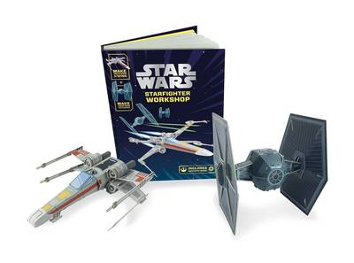 Picture of Star Wars Starfighter Workshop: Make Your Own X-Wing and Tie Fighter