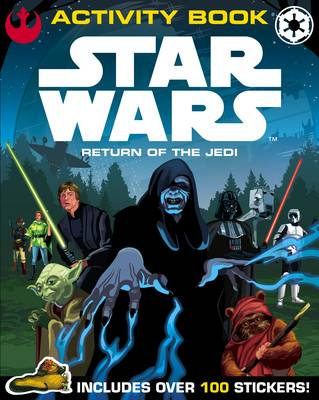 Picture of Star Wars Return of the Jedi Activity Book: With Sticker Scenes