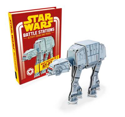 Picture of Star Wars: Battle Stations: Activity Book and Model