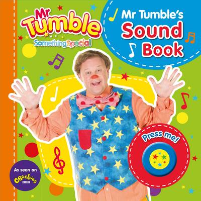 Picture of Something Special: Mr Tumble's Sound Book