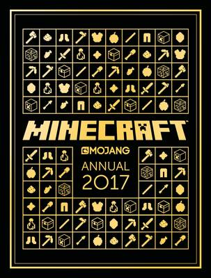 Picture of The Official Minecraft Annual 2017
