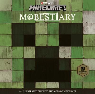 Picture of Minecraft Mobestiary: An Official Minecraft Book from Mojang