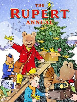 Picture of Rupert Annual 2018