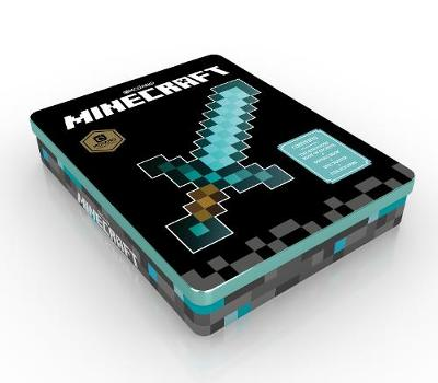 Picture of Minecraft Survival Tin: An Official Minecraft Product from Mojang