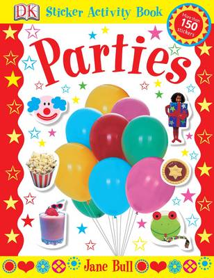 Picture of Parties: Sticker Activity Book