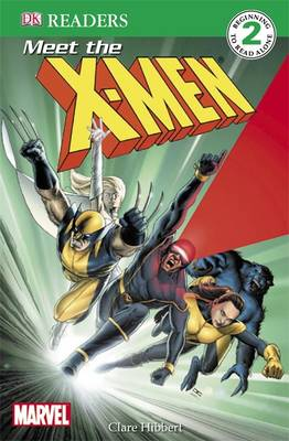 Picture of Meet the X-Men: Level 2: X-Men Reader