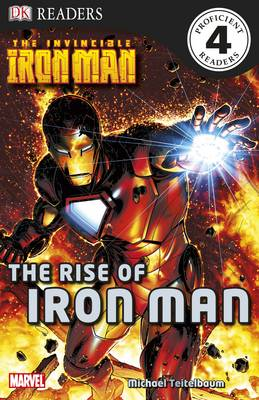 Picture of The Invincible Iron Man the Rise of Iron Man