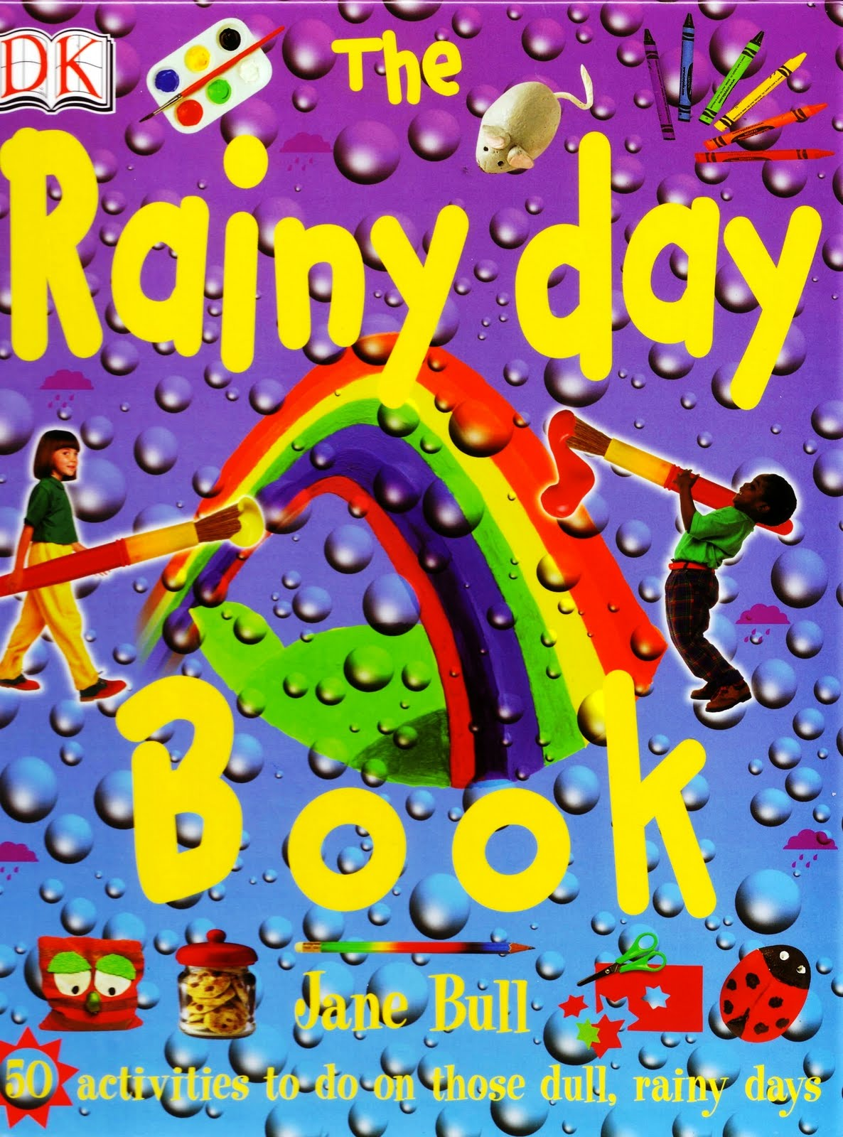 Picture of RAINY DAY BOOK