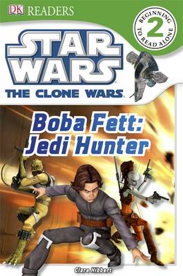 Picture of Star Wars Clone Wars Boba Fett - Jedi Hunter