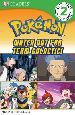 Picture of Pokemon - Watch Out for Team Galactic!