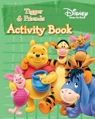 Picture of Tigger and Friends Activity Book