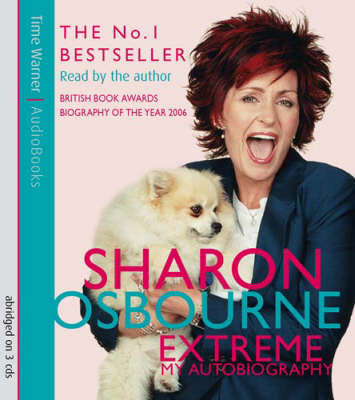 Picture of Sharon Osbourne: Extreme - Read by the Author