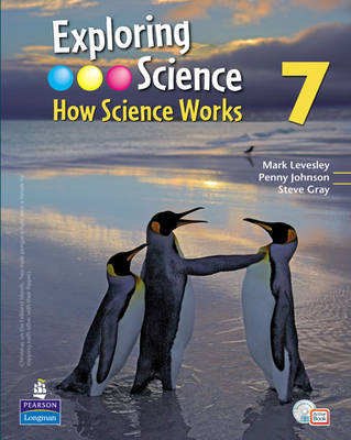 Picture of Exploring Science : How Science Works Year 7 Student Book with Activebook
