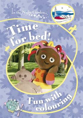 Picture of Time for Bed! Fun with Colouring