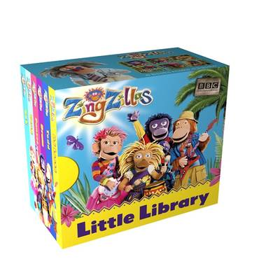 Picture of BBC: ZingZillas Little Library