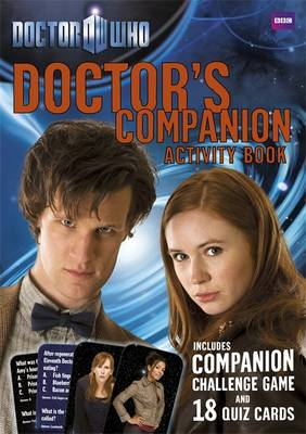 Picture of Doctor Who: Companion Activity Book