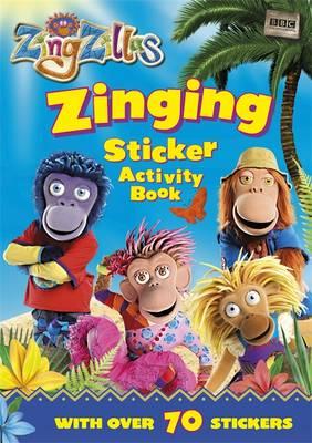 Picture of ZingZillas: Zinging Sticker Activity