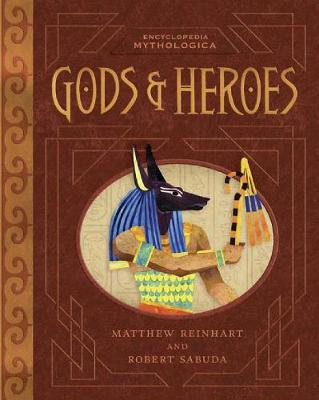 Picture of Encyclopedia Mythologica: Gods and Heroes