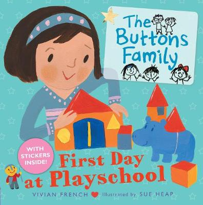 Picture of The Buttons Family: First Day at Playschool