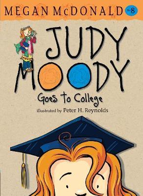 Picture of Judy Moody Goes to College