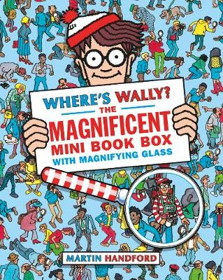 Picture of Where's Wally? The Magnificent Mini Book Box