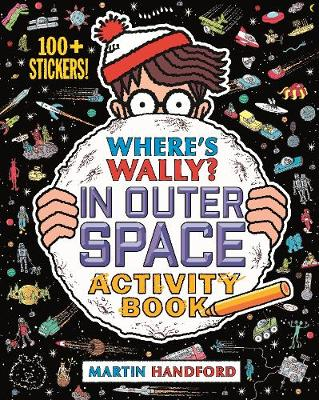 Picture of Where's Wally? In Outer Space: Activity Book