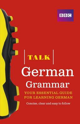 Picture of Talk German Grammar
