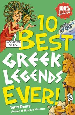 Picture of Ten Best Greek Legends Ever