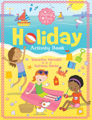 Picture of Holiday Activity Book