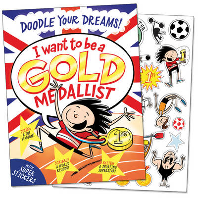 Picture of I Want To Be A Gold Medallist