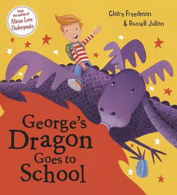 Picture of George's Dragon Goes to School