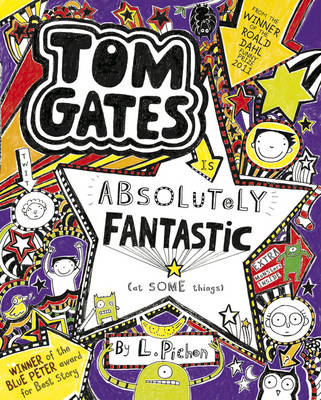 Picture of Tom Gates is Absolutely Fantastic (at Some Things)