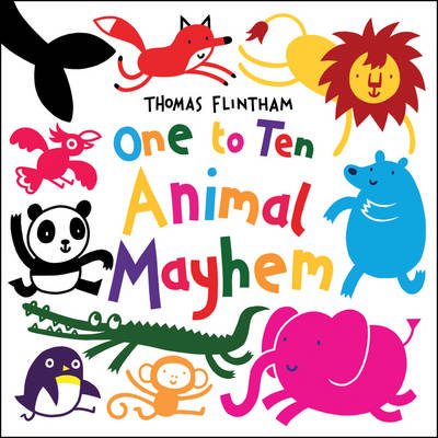 Picture of One to Ten... Animal Mayhem