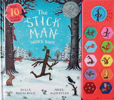 Picture of Stick Man Sound Book