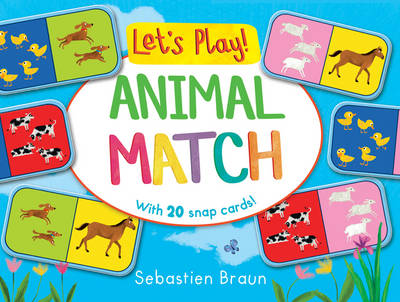 Picture of Let's Play! Animal Match