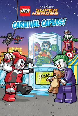 Picture of LEGO DC Super Heroes: Carnival Capers! (Reader #2)