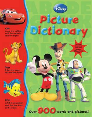 Picture of Disney Picture Dictionary: My Picture Dictionary