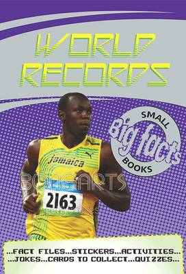 Picture of Kids Pocket Book: World Records