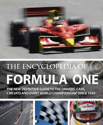 Picture of The Complete Encyclopedia of Formula One