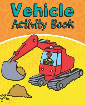 Picture of Vehicle Activity Book