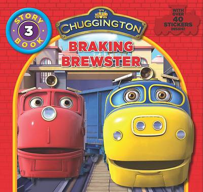 Picture of Chuggington  Storybook: Braking Brewster