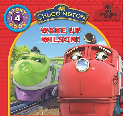 Picture of Chuggington  Storybook: Wake Up Wilson
