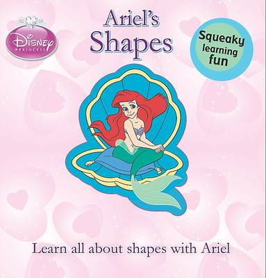 Disney Squeaky Board Book - Ariel